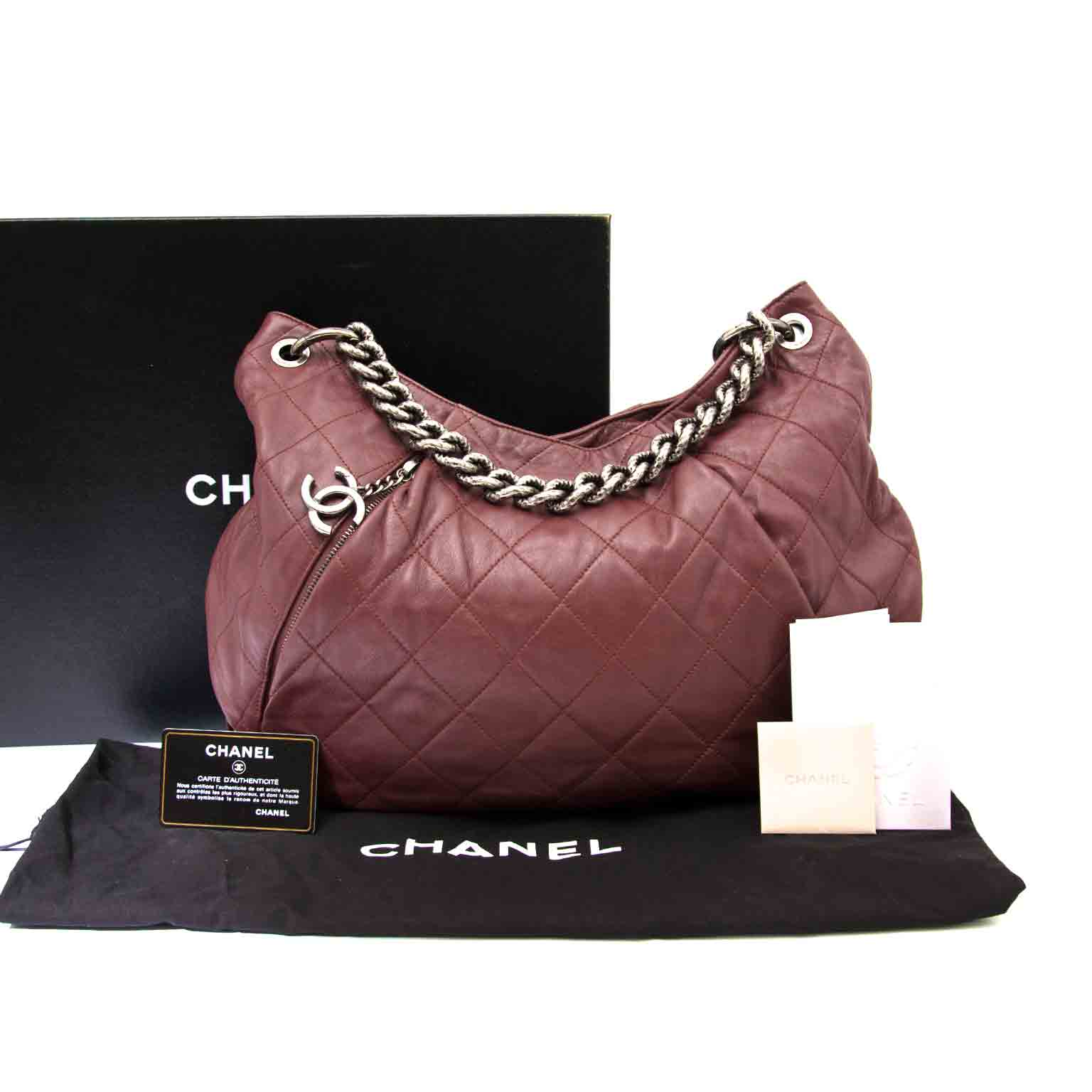 We buy and sell your secondhand luxury handbags from brands such as Chanel for the best price