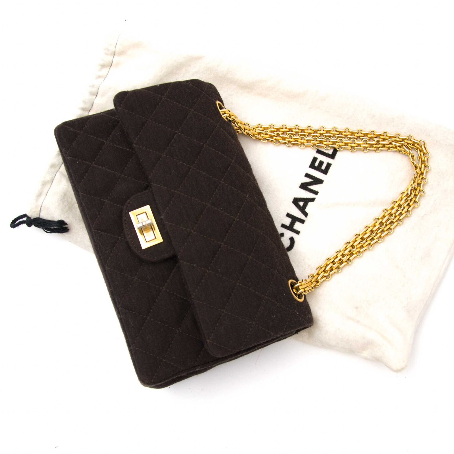 Buy now vintage Chanel handbags on labellov.com