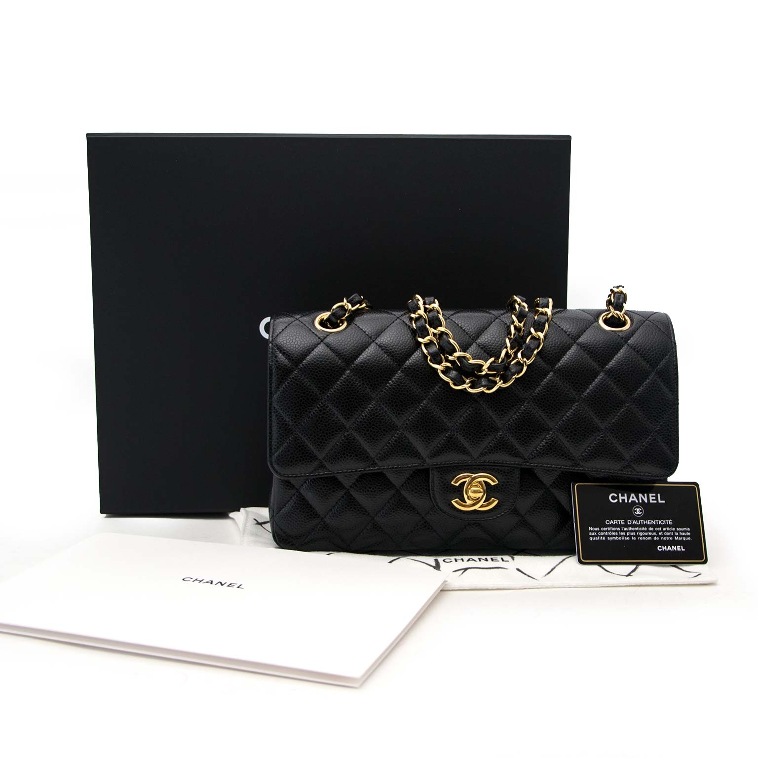 449cf9343fa ... Medium Flap Bag for the best price at Labellov 100% authentic designer  items from brands such as Chanel available online for the best price