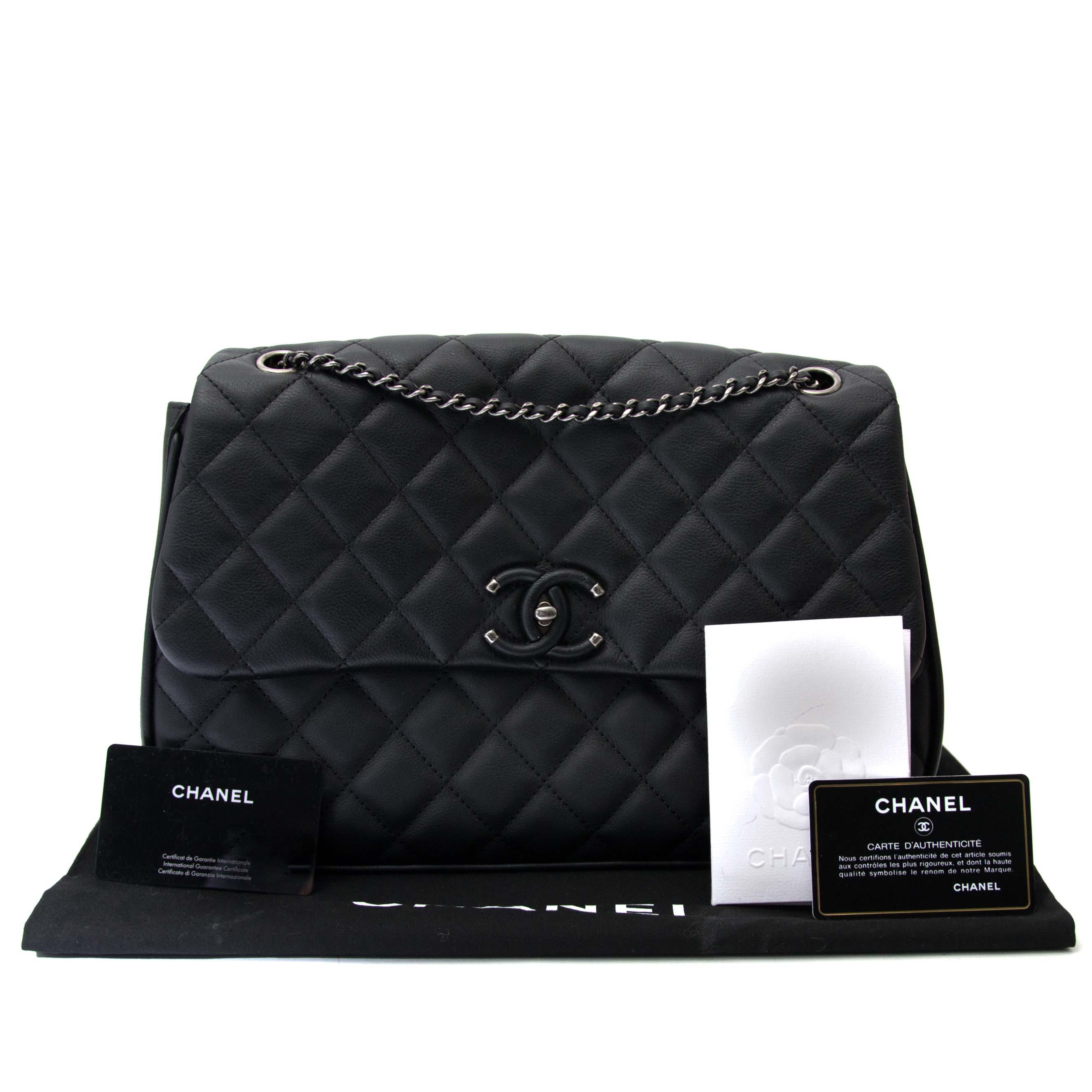 shop veilig online jou tweedehands shop online at the best price your secondhand Chanel Quilted Calfskin Flap Bag