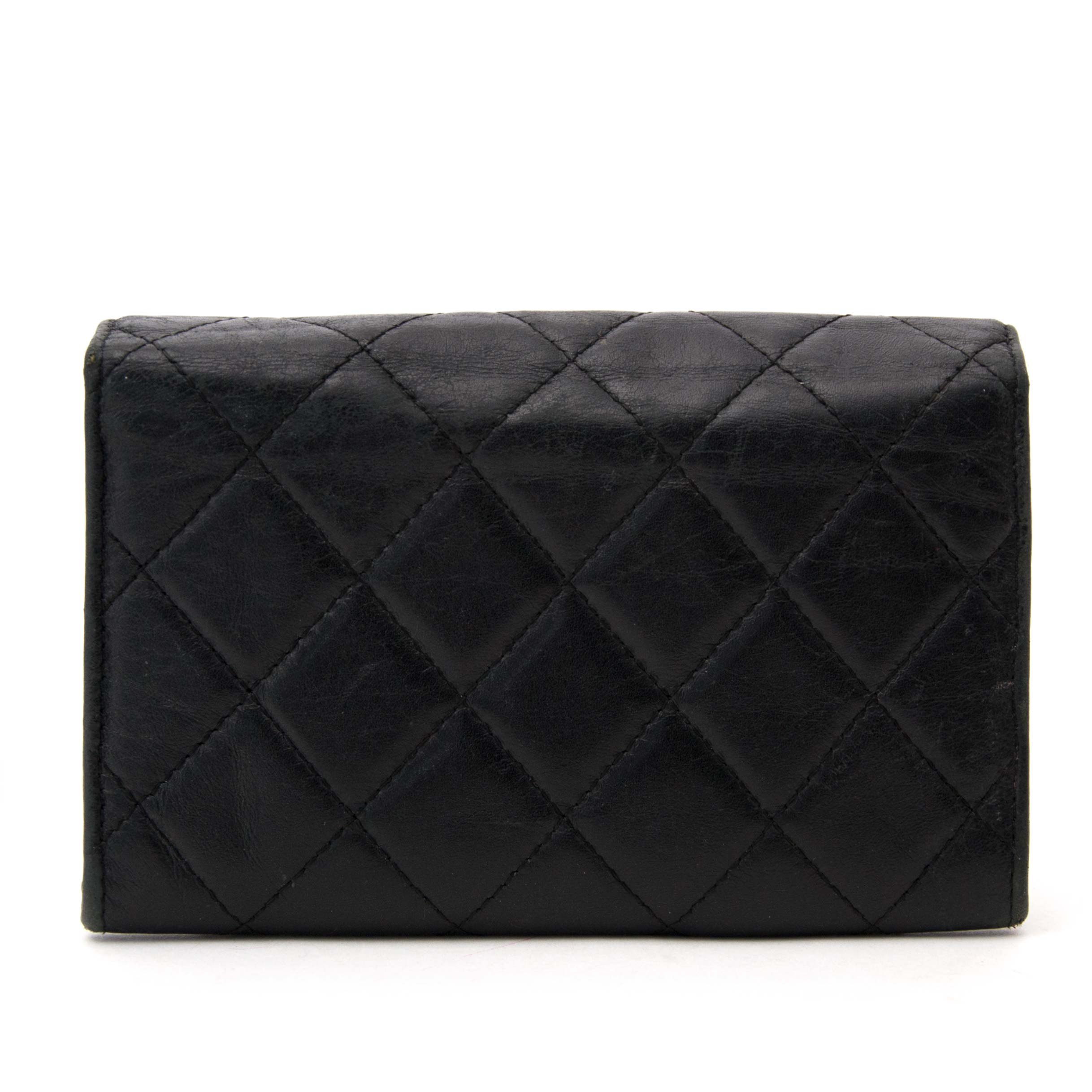Chanel Chanel Ligne Cambon Flap Wallet for sale