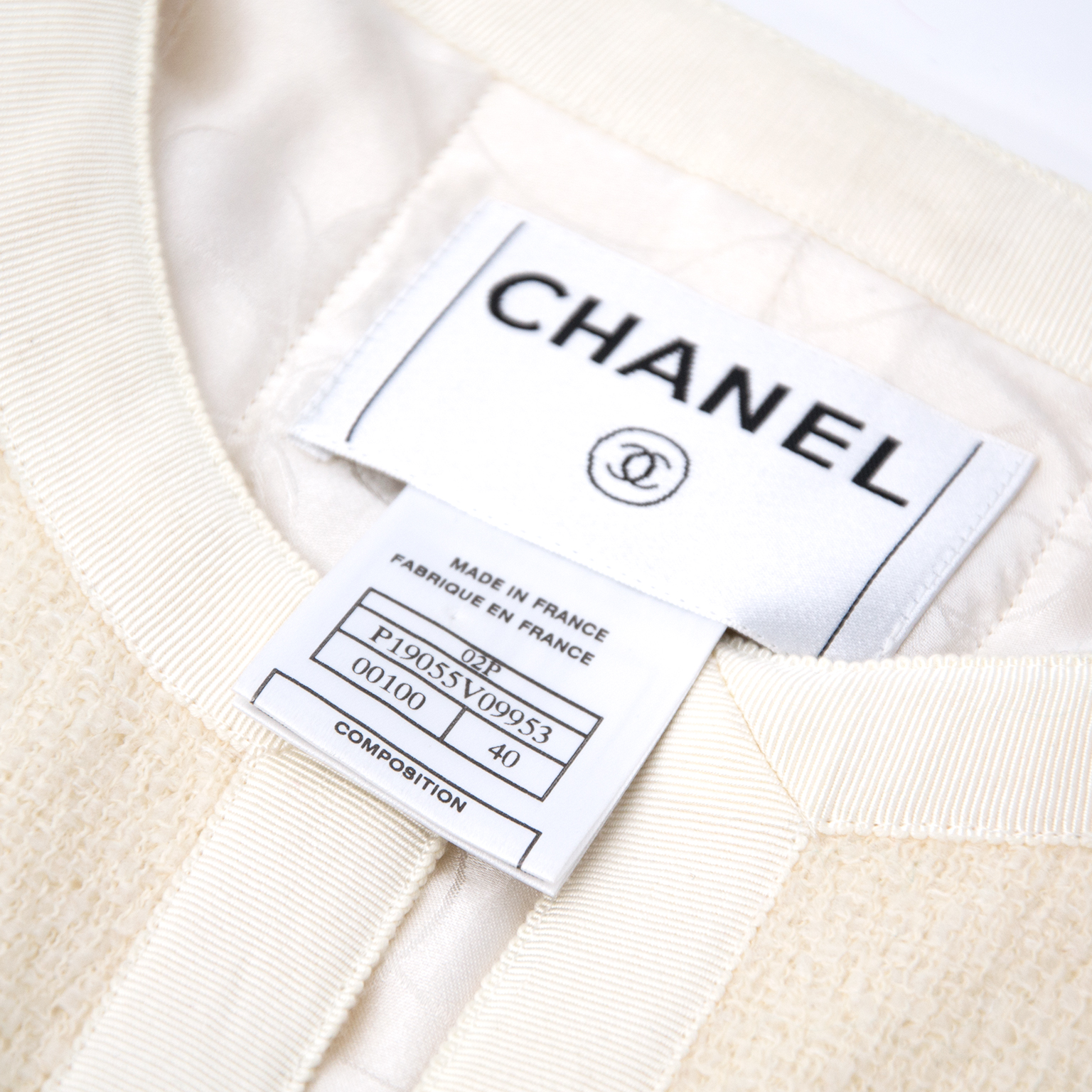 Buy authentic Chanel clothing at Labellov.com.