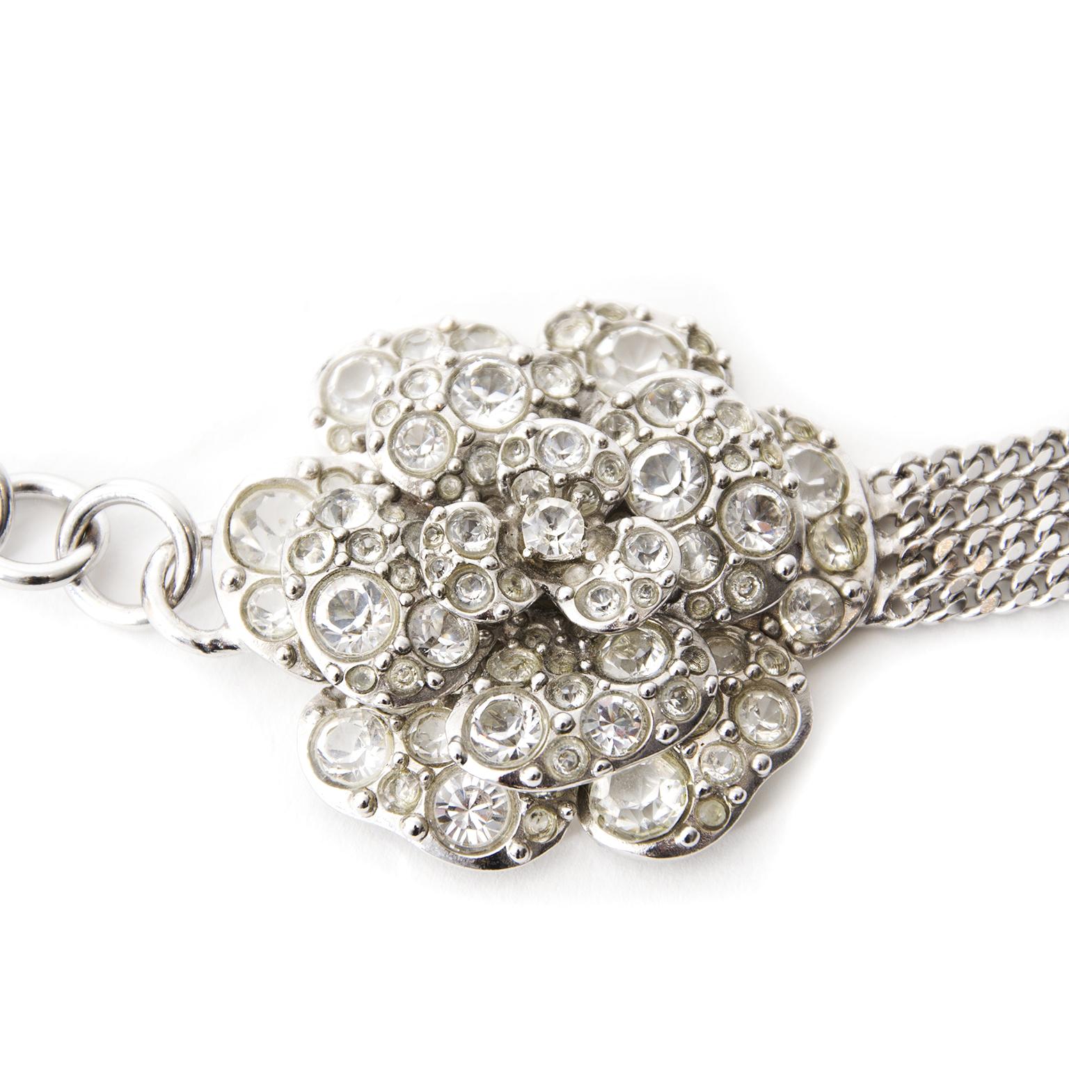 acheter en ligne seconde main Chanel Silver Toned Chain Belt  pour le meilleur prix site en linge seconde main centure