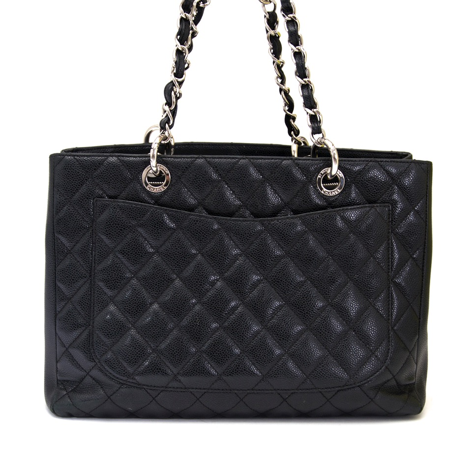 ... shop safe online at the best price Chanel tote bag like new webshop  www.labellov 4547cc4bdfb2b