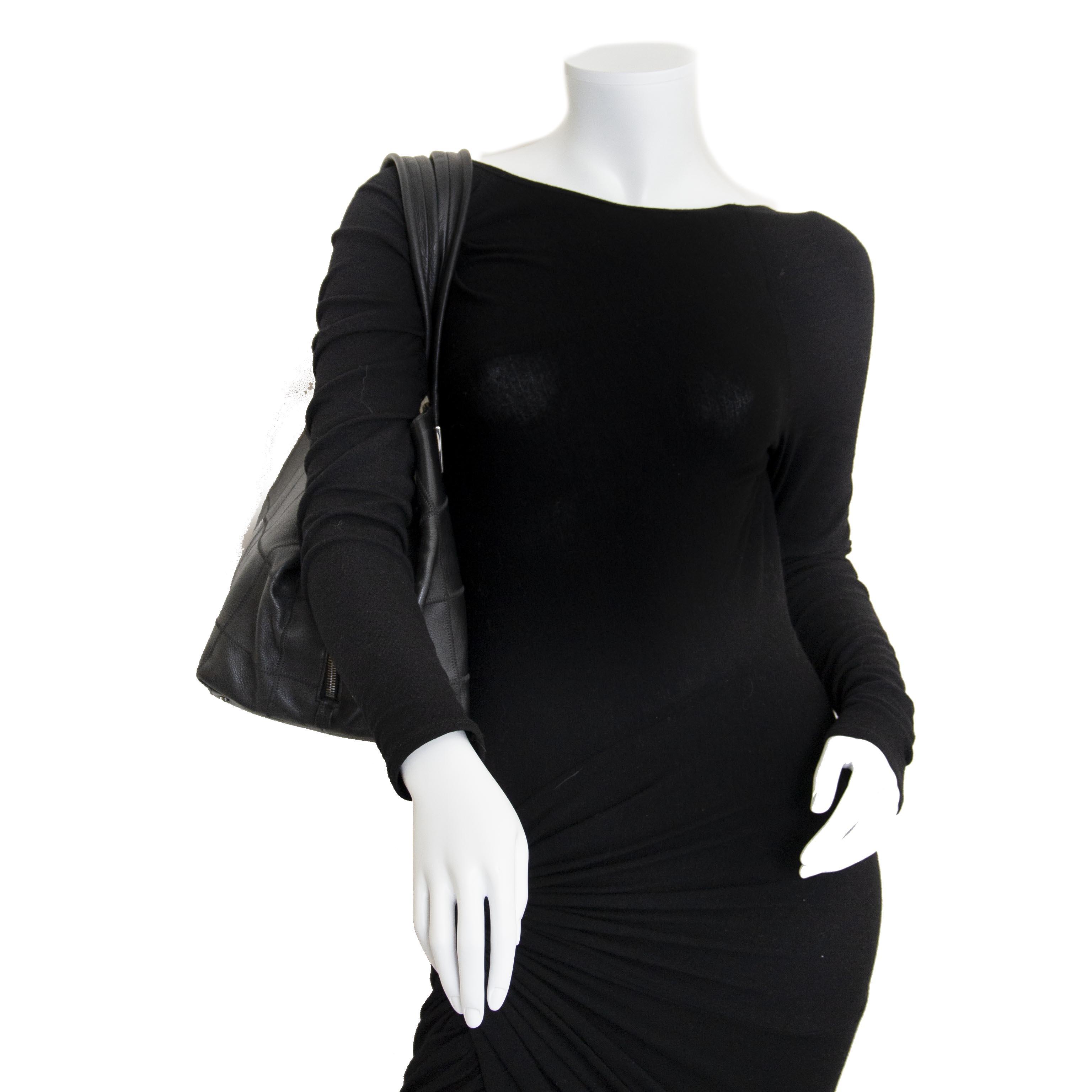 a7aa3858efd9 ... Chanel Le Square Stitch Shoulder Bag now for sale at labellov vintage  fashion webshop belgium