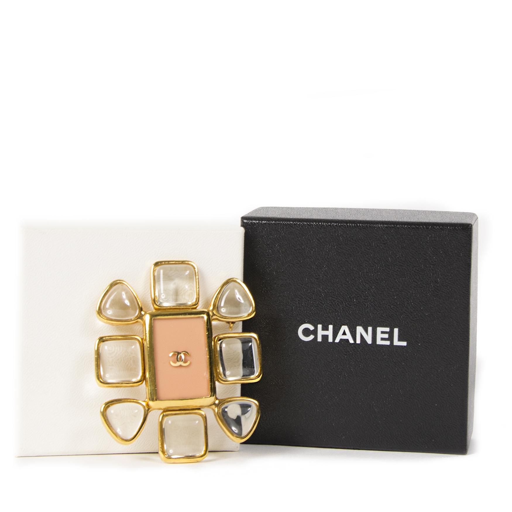 Chanel Vintage Spring 1996 Brooch