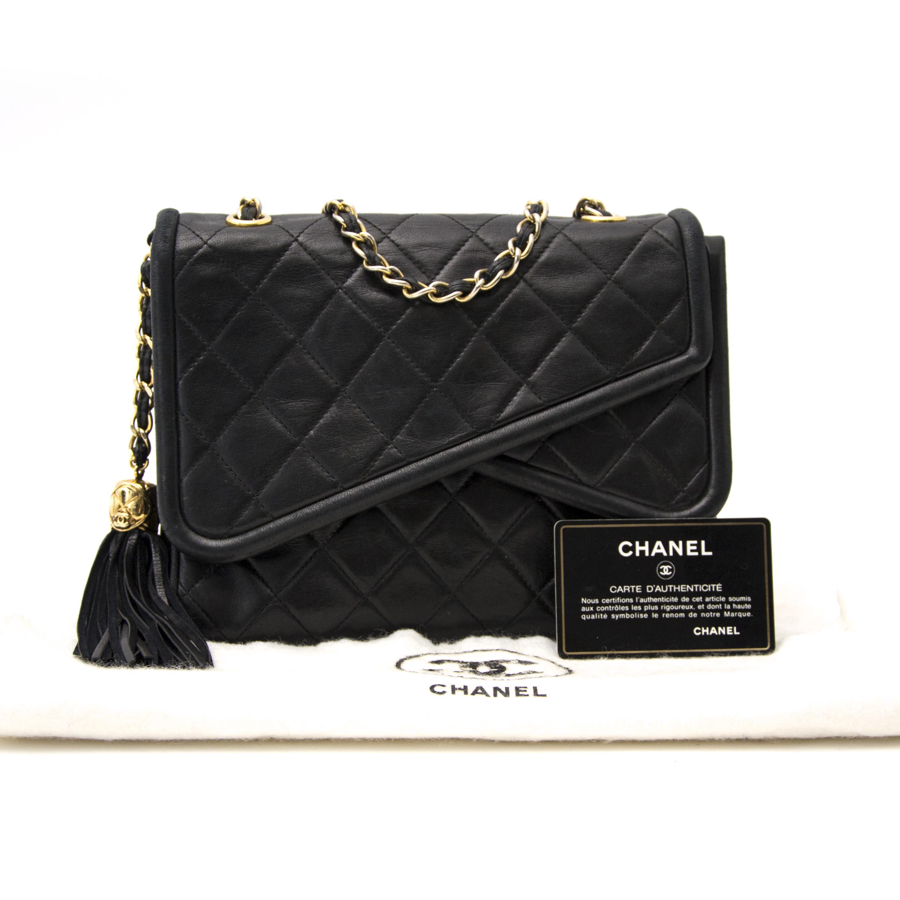3c44d0eb7584 shop safe online your seocndhand Chanel Vintage Crossbody Bag skip the  waitinglist shop your sChanel Vintage Crossbody Bag online at the best price