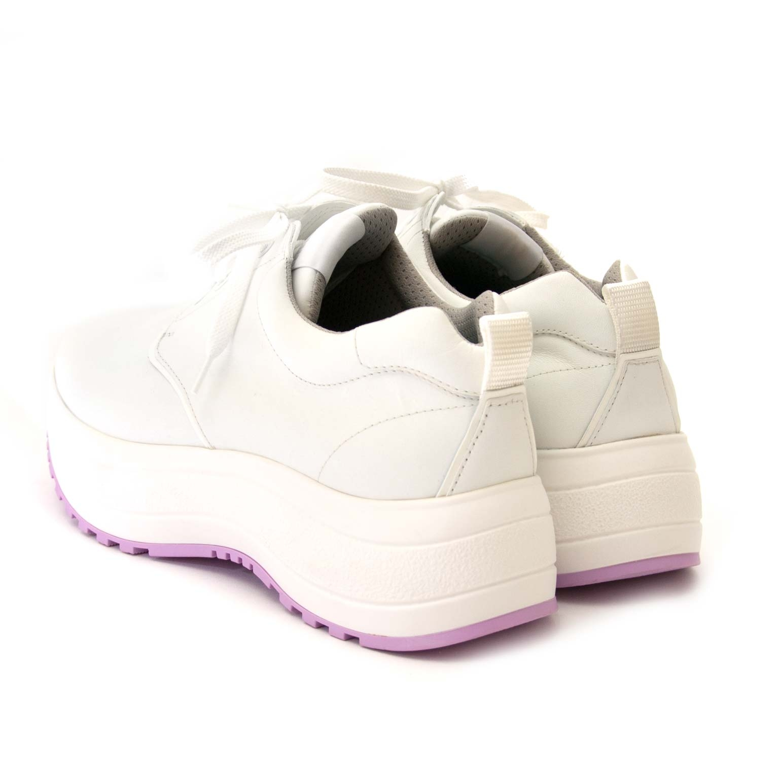 céline white delivery sneakers now for sale at labellov vintage fashion webshop belgium