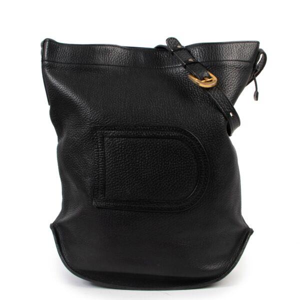 Delvaux Black Le Pin Bag