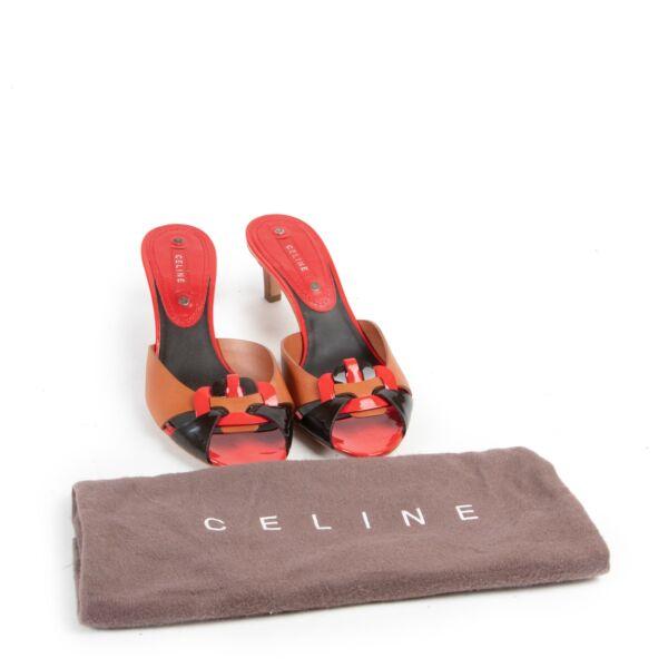 Céline Red Pumps - Size 38,5