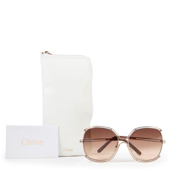 Chloé Brown Glasses