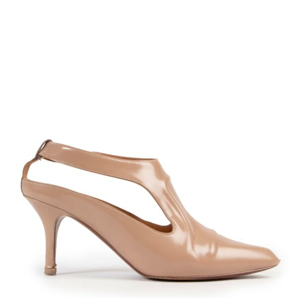 Balenciaga Nappa Pumps available at Labellov online and in store