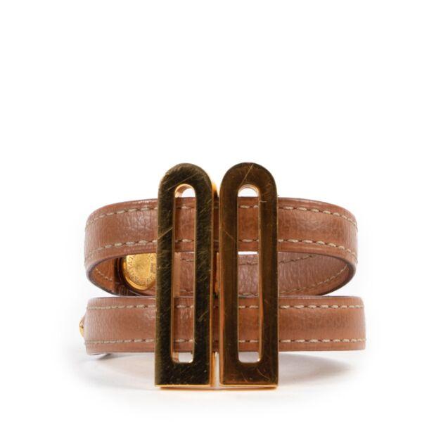 Shop authentic vintage second hand Delvaux Bracelet at labellov
