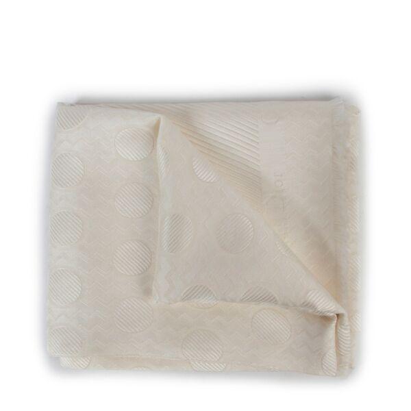 Christian Dior Cream Scarf