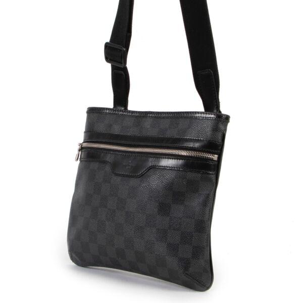 Louis Vuitton Damier Graphite Thomas Crossbody Bag