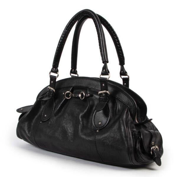 Christian Dior Black Shoulder Bag