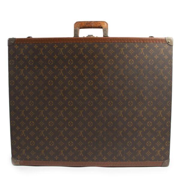Authentieke tweedehands vintage Louis Vuitton Bisten 65 Suitcase koop online webshop LabelLOV