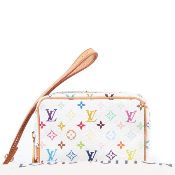 Louis Vuitton Monogram Murakami Wapity Pouch