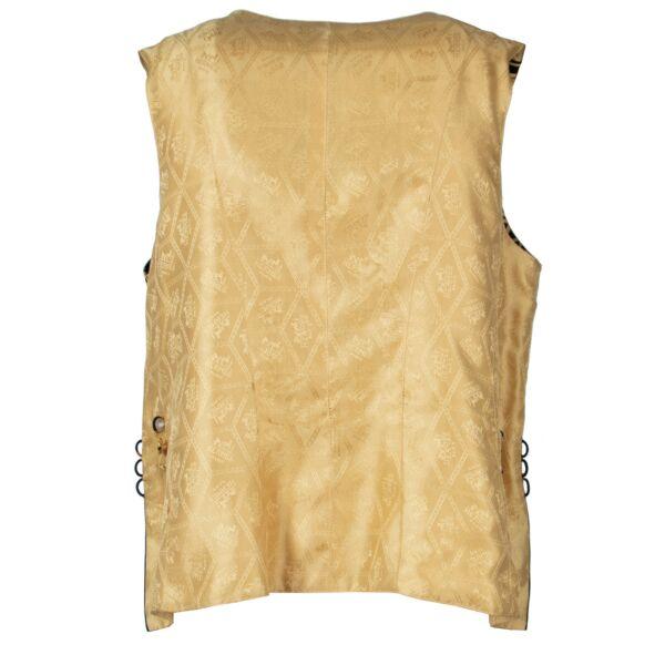 Hermès Vintage Silk Top - Size 40
