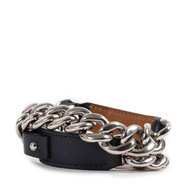 Shops safe online at Labellov in Antwerp second hand 100% authentic. Hermès Silver Mens Bracelet