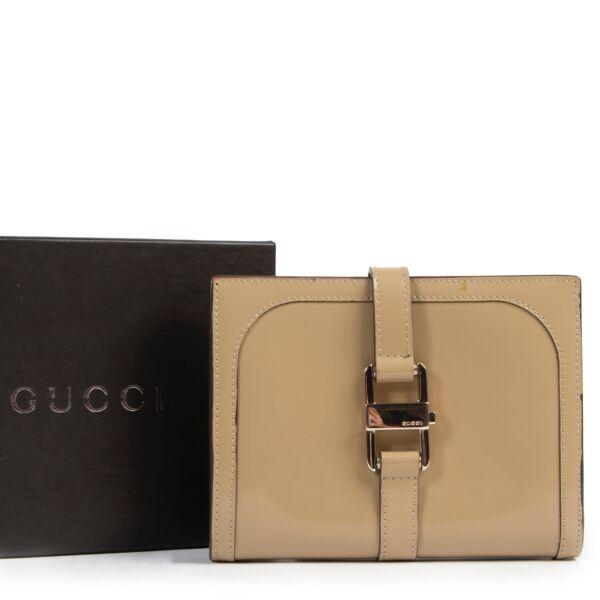 Gucci Beige Wallet