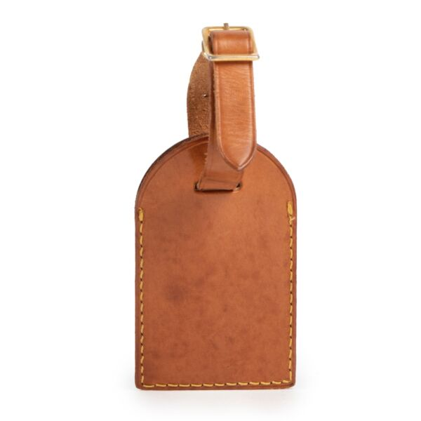 Buy Louis Vuitton luggage tag second hand in a reliable way.