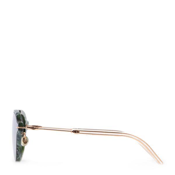 Christian Dior Grey Eclat Sunglasses