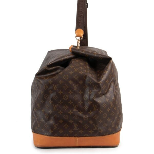 Louis Vuitton Monogram Sac Marin GM Travel Bag