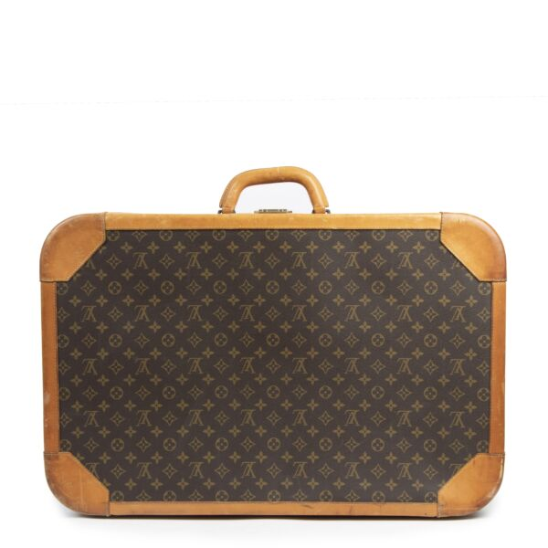 Authentic second-hand vintage Louis Vuitton Monogram Stratos 70 buy online webshop LabelLOV