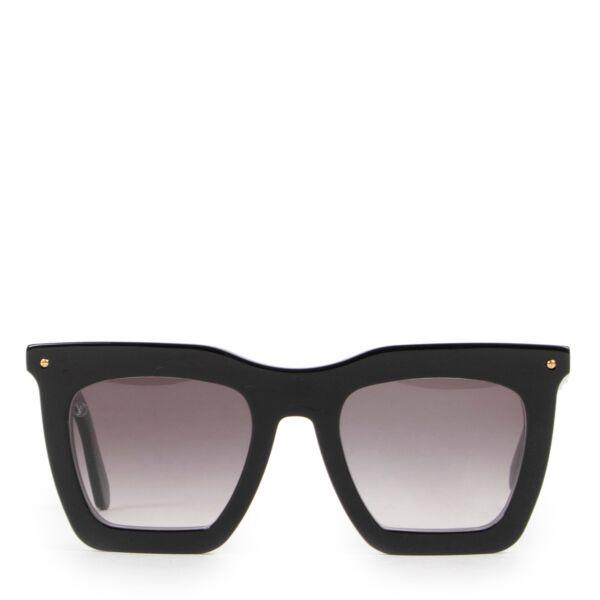 Louis Vuitton La Grande Bellezza Black Sunglasses