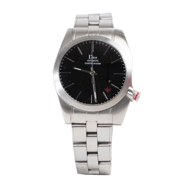 Shop safe online authentic second hand Christian Dior Chiffre Rouge 36mm Watch. Buy online Christian Dior Chiffre Rouge 36mm Watch in a safe way. Shop Christian Dior Chiffre Rouge 36mm Watch online safely.