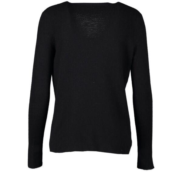 Prada Black Cardigan - IT Size 44