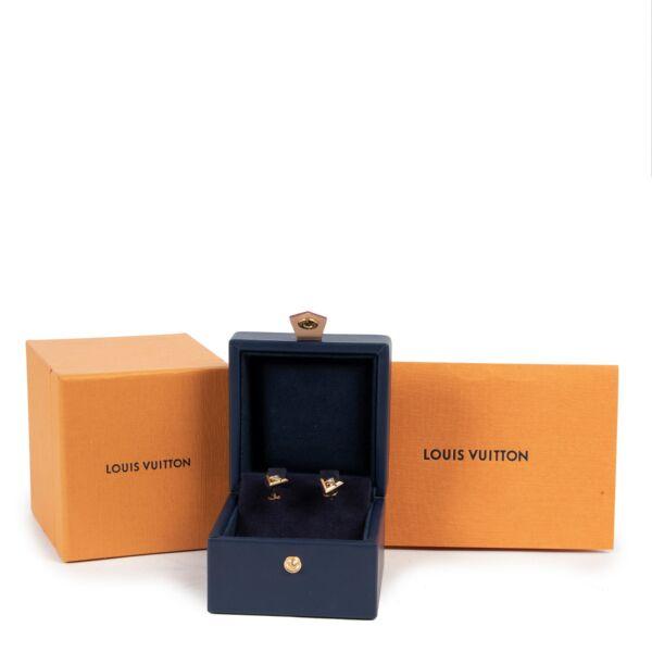 Louis Vuitton LV Volt One Earrings