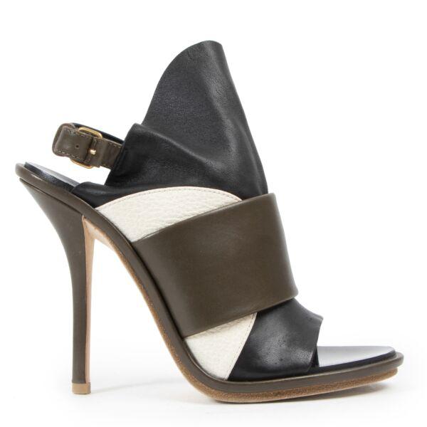 Koop tweedehands Balenciaga schoenen bij LabelLOV Antwerpen