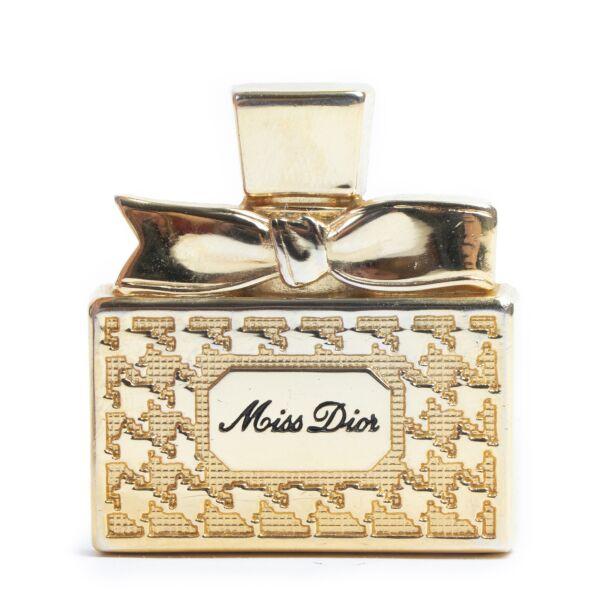 shop safe online Christian Dior 1990's Miss Dior Brooch