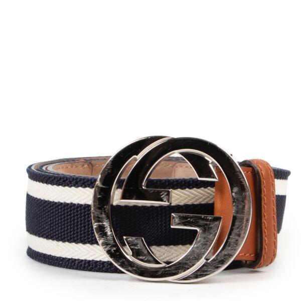 Buy online Gucci Multicolor GG Belt in a safe way. Shop Gucci Multicolor GG Belt in a safe way online. Buy vintage Gucci Multicolor GG Belt online safely.