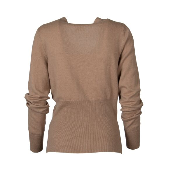 Hermès Cashmere Cardigan - size 38
