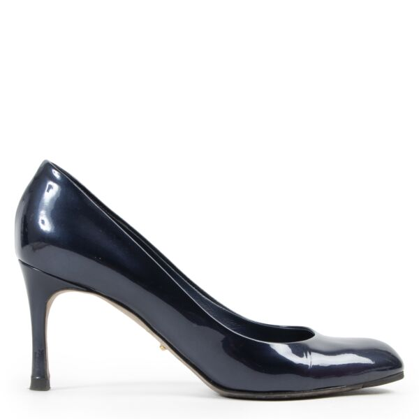 Koop veilig online tweedehands Sergio Rossie pumps schoenen bij LabelLOV Antwerp.