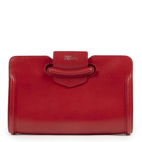 Koop authentieke tweedehands Alexander McQueen tassen met juiste prijs bij LabelLOV.