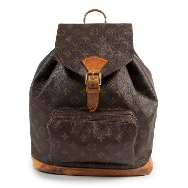 Louis Vuitton Monogram Backpack