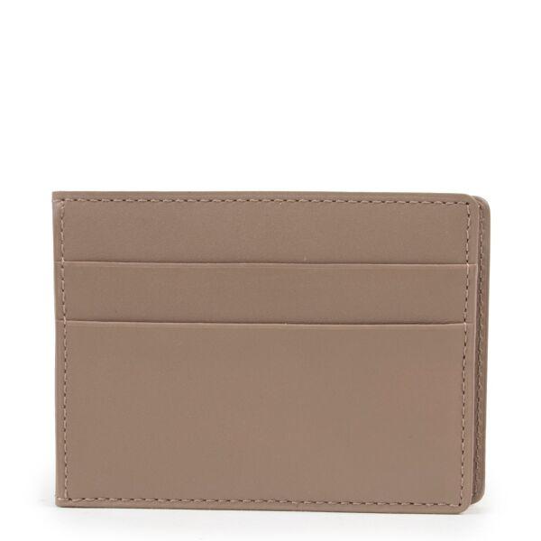 shop safe online  Delvaux card holder