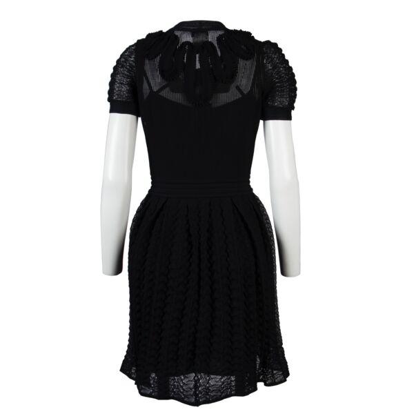 Chanel Black Dress - Size 34