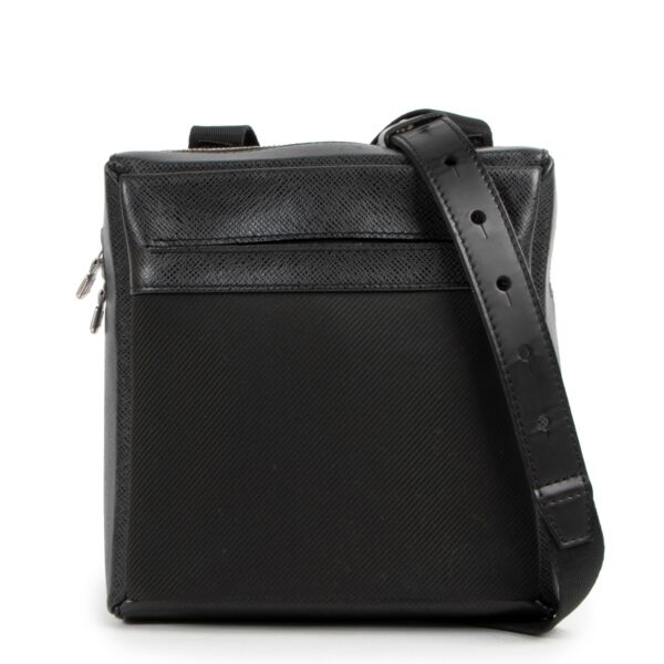 Louis Vuitton Black Crossbody Bag