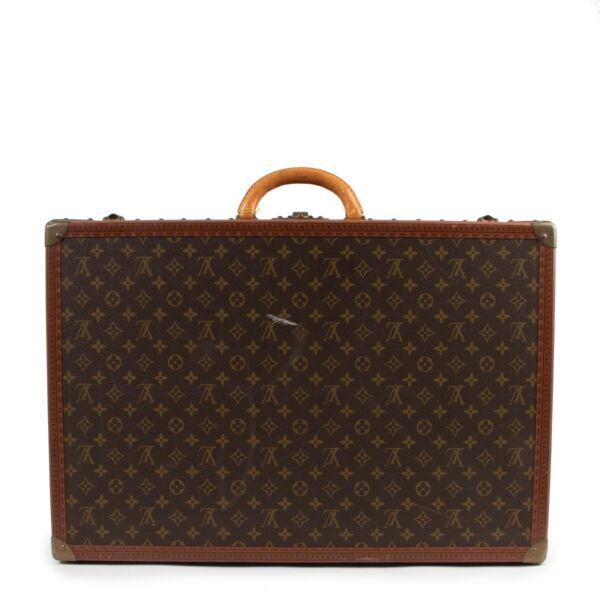 Veilig online kopen van authentieke Louis Vuitton Monogram Alzer 65 valies