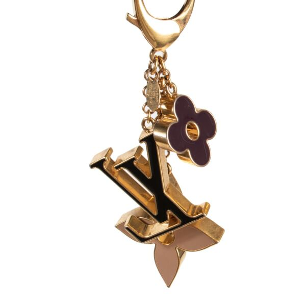 Louis Vuitton Key Holder/ Bag Charm