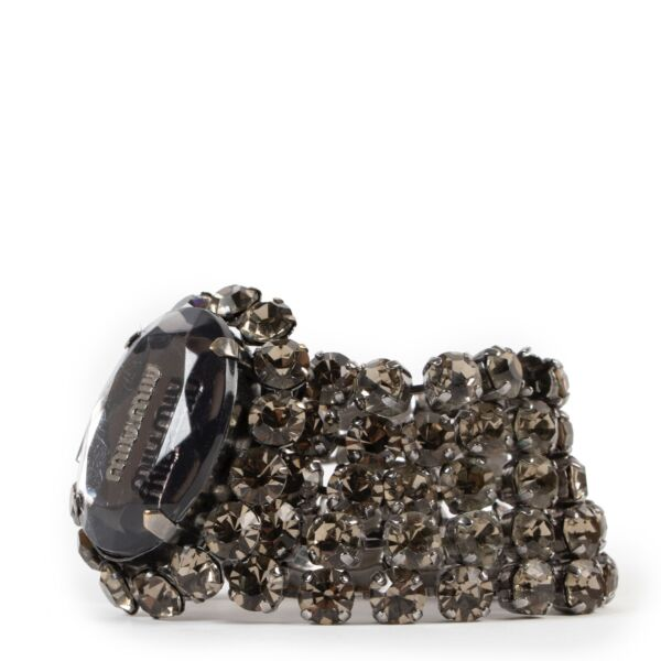 Miu Miu Fantasy Diamonds Bracelet
