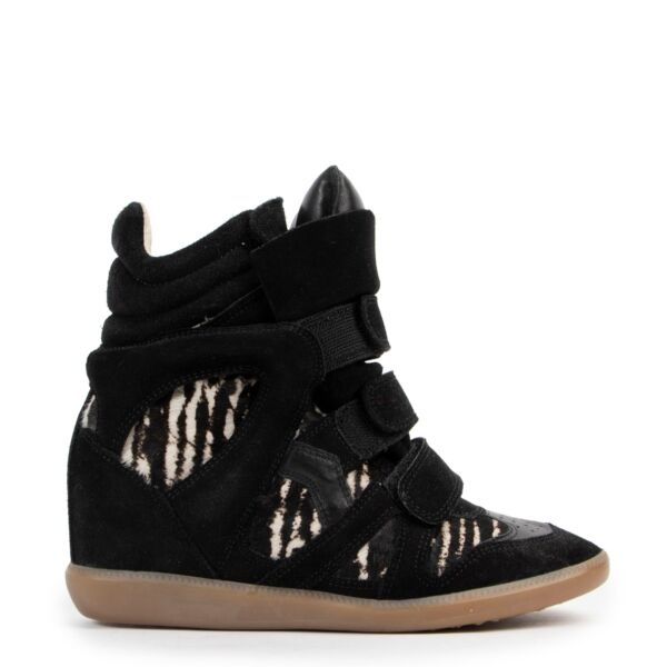 Isabel Marant Multicolor Sneakers - Size 37