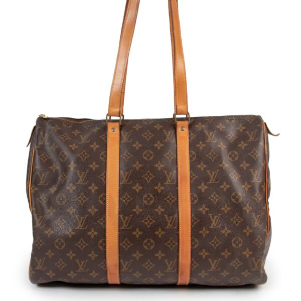 Louis Vuitton Monogram Flanerie Sac Souple Travel Bag