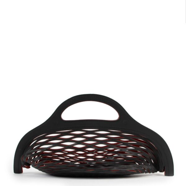 Delvaux Black Kaisin Basket Top Handle Buy this gorgeous 100% authentic bag here