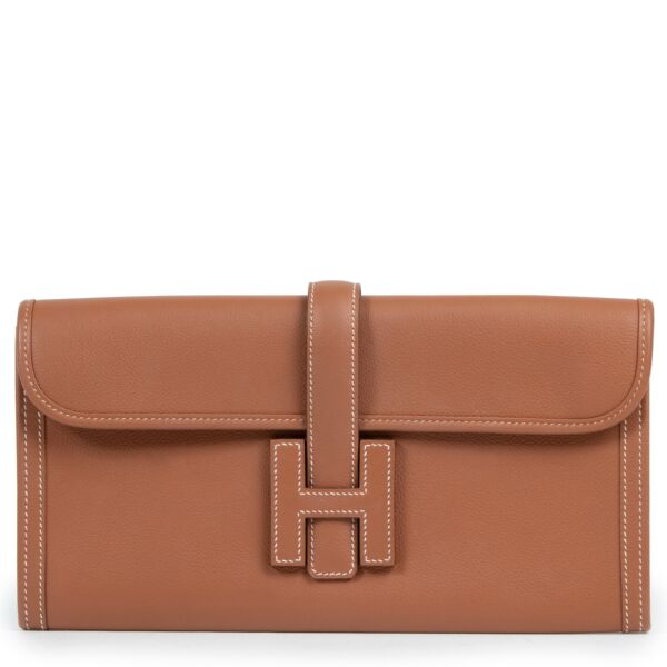 Hermes Jige Elan Clutch for the best price